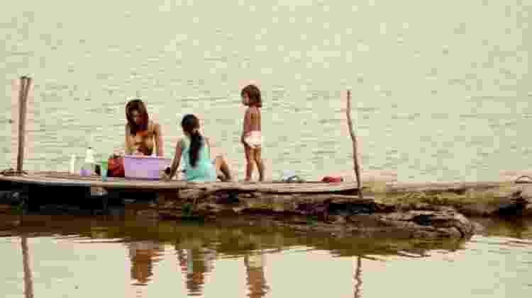 Moradores das comunidades ribeirinhas da região do Médio Solimões, na Amazônia Central, onde atua o Instituto Mamirauá - BRUNO BARRETO/INSTITUTO MAMIRAUÁ - BRUNO BARRETO/INSTITUTO MAMIRAUÁ