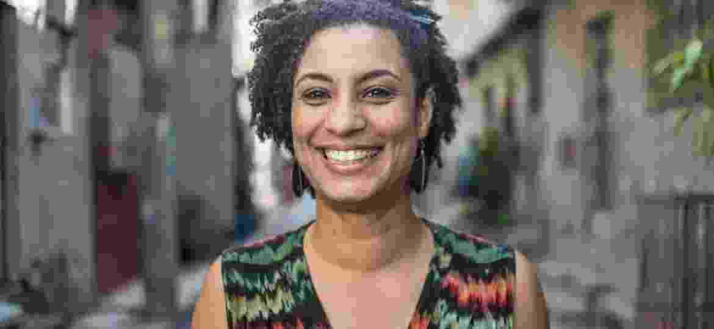 Marielle Franco, vereadora do Rio de Janeiro assassinada em 14 de março de 2018 - Reprodução