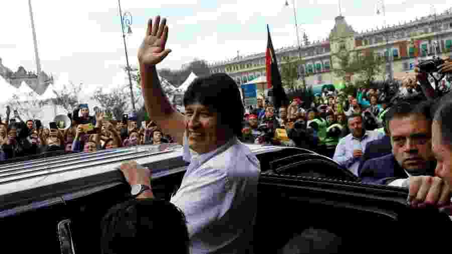O ex-presidente da Bolívia, Evo Morales, pediu asilo ao México - Carlos Jasso - 13.nov.2019/Reuters