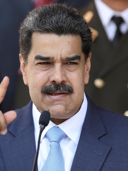 Presidente da Venezuela, Nicolás Maduro -