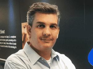 Silvio Paciello, vice-presidente de pessoas para a Ericsson no Cone Sul da América Latina - Divulgação/Ericsson - Divulgação/Ericsson