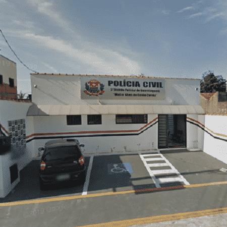 O 3º Distrito Policial de Guaratinguetá, no interior de São Paulo, teve armas furtadas - Reprodução