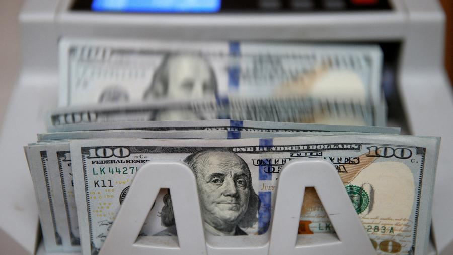 Economistas esperavam um saldo positivo de 3 bilhões de dólares - REUTERS/Valentyn Ogirenko