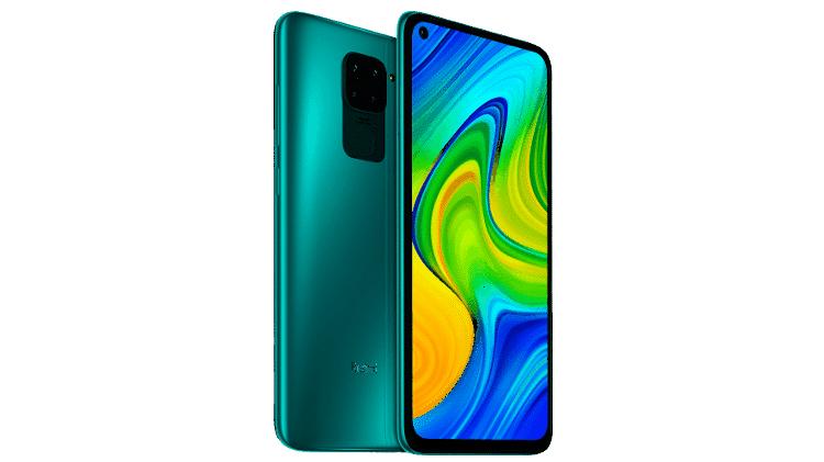 Xiaomi Redmi Note 9 - Divulgação - Divulgação