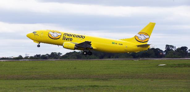 Mercado Livre terá frota própria de aviões para agilizar entregas no Brasil  - 03/11/2020 - UOL Economia