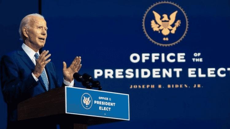 Discurso de Joe Biden sobre atenção especial às mudanças climáticas deve ser problema para governo Bolsonaro, aponta especialista - Getty Images - Getty Images