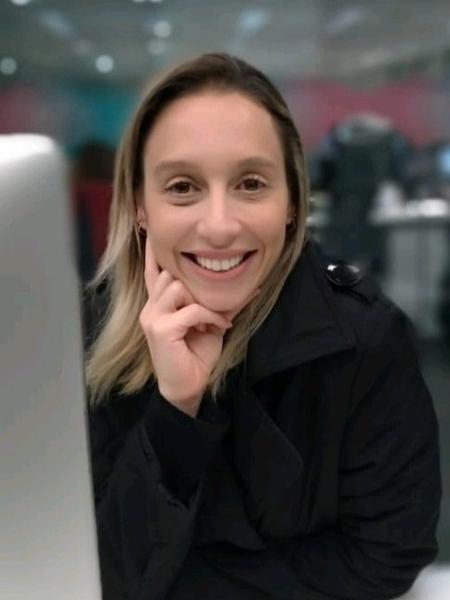 Mirela Cavalcanti é mãe solo e treinadora de robôs - Arquivo Pessoal