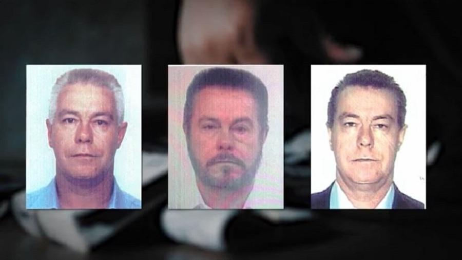 """O narcotraficante Luiz Carlos da Rocha, conhecido no mundo do crime como """"Cabeça Branca"""", utilizava diferentes técnicas para fugir da polícia - Reprodução/TV Globo"""