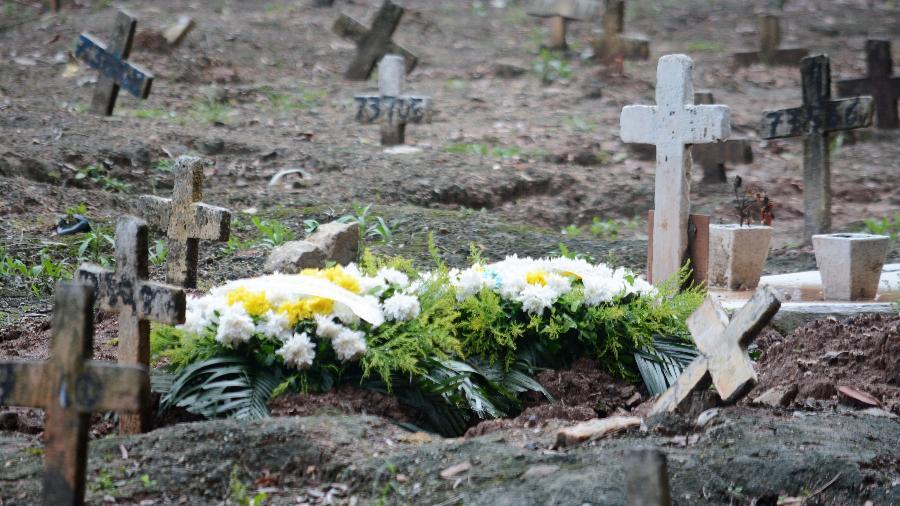 Nenhuma outra faixa etária registrou um aumento tão acentuado nas mortes por covid-19 quanto os mais jovens - Jorge Hely/Framephoto/Estadão Conteúdo