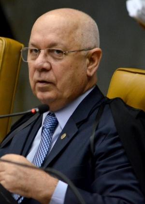 O ministro do Supremo Tribunal Federal Teori Zavascki