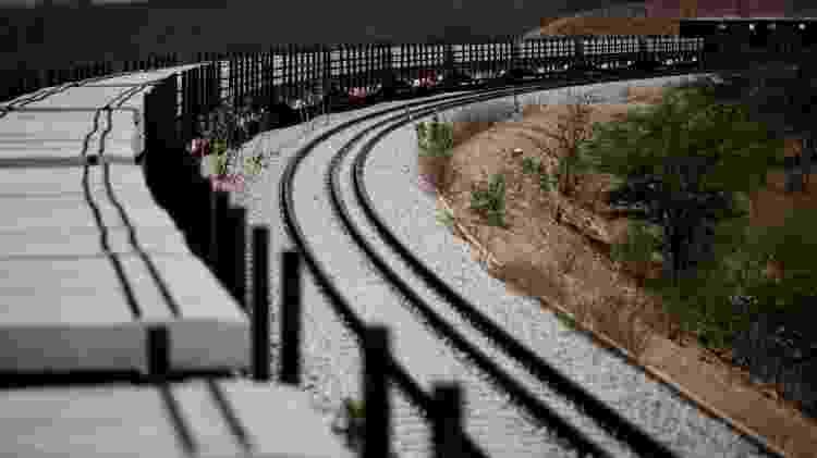 Ferrovia Transnordestina - especial Reuters - Ueslei Marcelino/Reuters - Ueslei Marcelino/Reuters