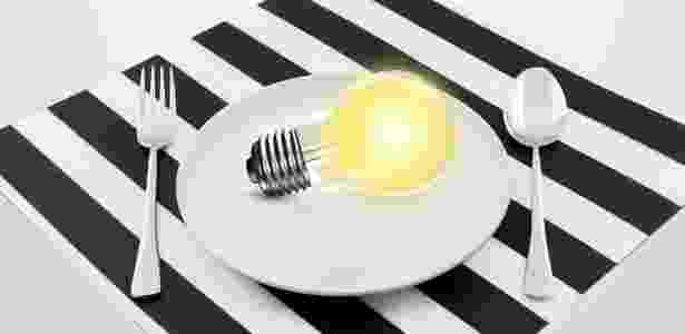 ideia gastronomia, comida, cozinha - shutter_m/iStock - shutter_m/iStock
