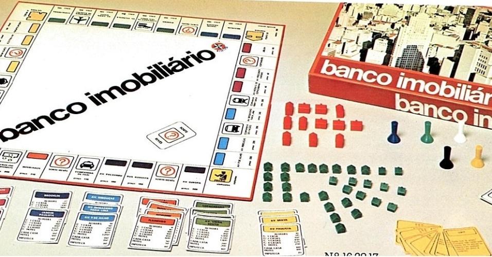 Banco imobiliário da Estrela