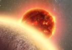 Cientistas dizem ter achado pela 1ª vez atmosfera ao redor de planeta semelhante à Terra - Arte Dana Berry