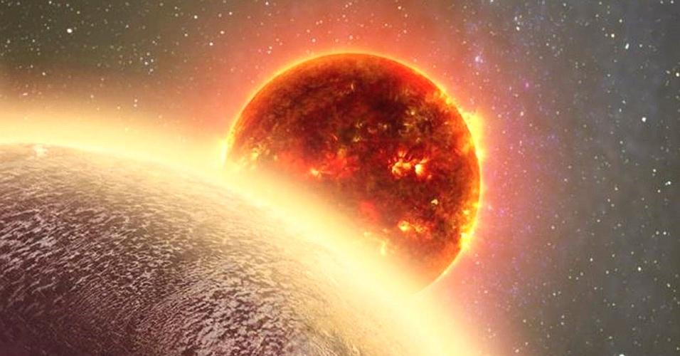 Análises indicam que  GJ 1132, descoberto em 2015, que tem 1,4 vezes o tamanho da Terra