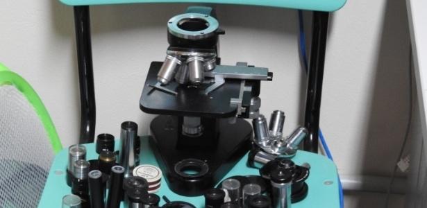 Microscópio foi encontrado no quarto do estudante de medicina