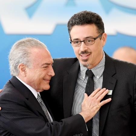 O Ministro da Cultura Sergio Sá Leitão havia adiantado algumas das mudanças em evento na quinta - AFP PHOTO / EVARISTO SA