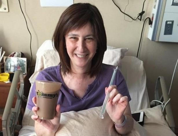 Emily Pomeranz sofria de câncer no pâncreas e teve último pedido atendido