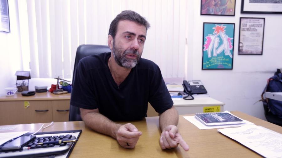 """Morte de Marielle foi crime """"bem planejado, caro e que contou com envolvimento de grupo político"""", diz Freixo - Taís Vilela-22.mar.2018/UOL"""