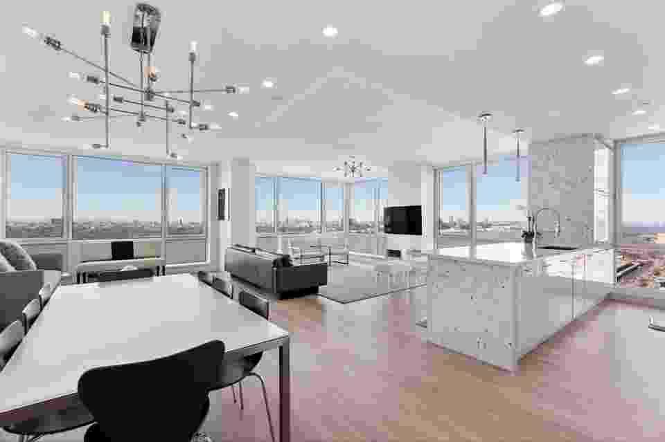 Apartamento de R$ 312 milhões em Nova York - Divulgação