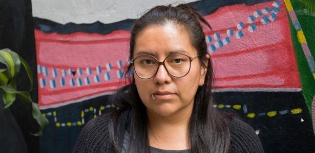 Norma Jiménez, uma das vítimas, conta que foi estuprada por vários policiais durante repressão a protesto - Centro Prodh via BBC