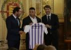 Após comprar Valladolid, Ronaldo revela possibilidade de treinar com time - Reprodução/Twitter