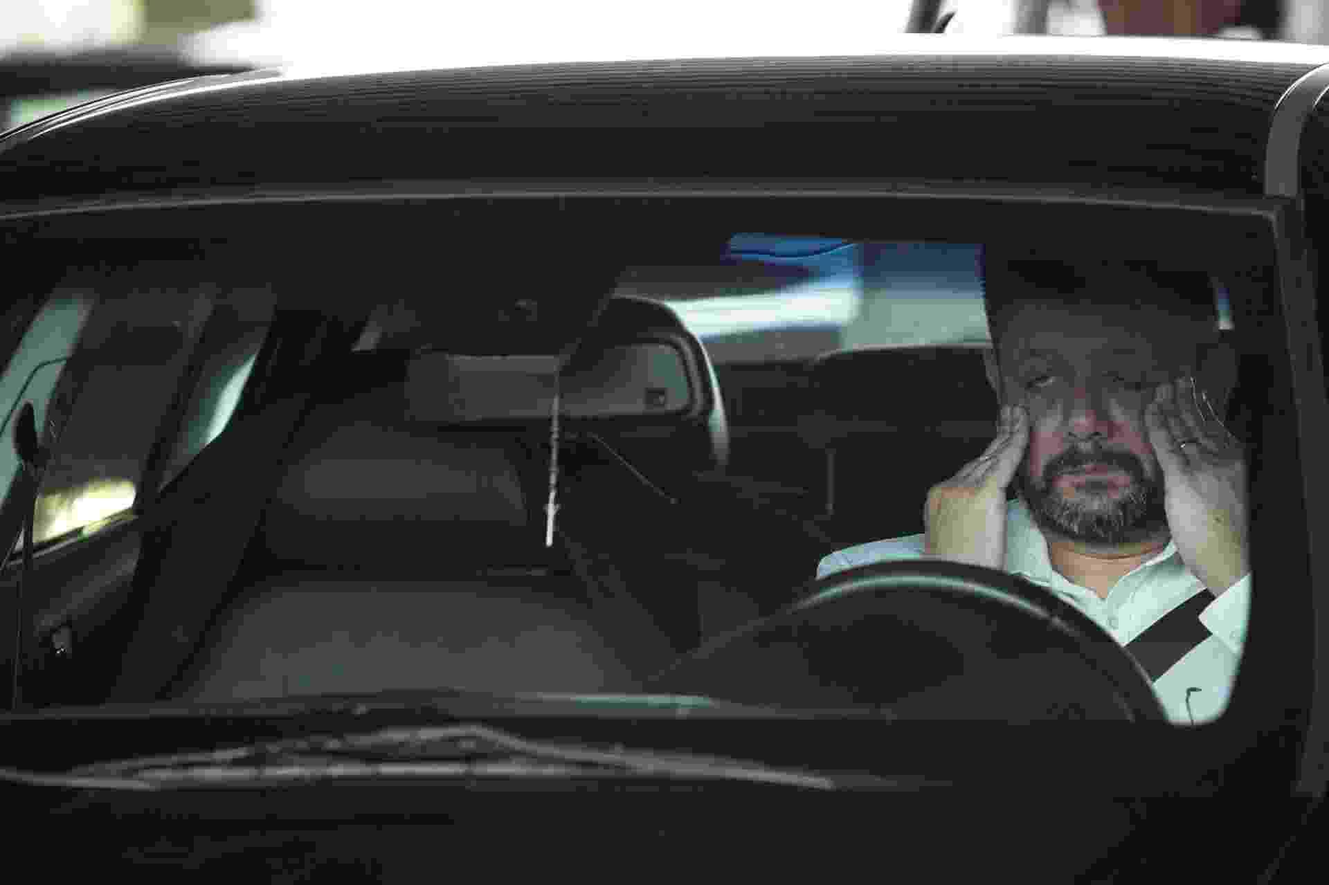 21.nov.2018 - Motoristas sofreram com trânsito intenso na manhã de quarta feira, primeiro dia útil após o feriado da consciência negra - Diego Padgurschi/UOL