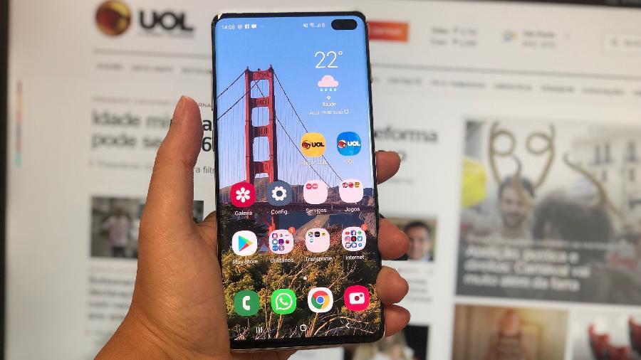 aa8fb8514 Vale investir em um celular com cerâmica na traseira? Vídeo tira a ...