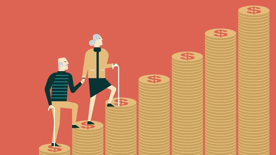 """O subsídio elevado é o retrato do sistema previdenciário brasileiro, que espelha um modelo """"Robin Hood às avessas"""", que retira dos mais pobres para dar aos mais ricos. - Getty Images"""