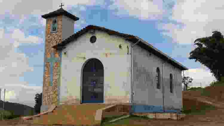 capela cocais - Luciana Quierati/UOL - Luciana Quierati/UOL