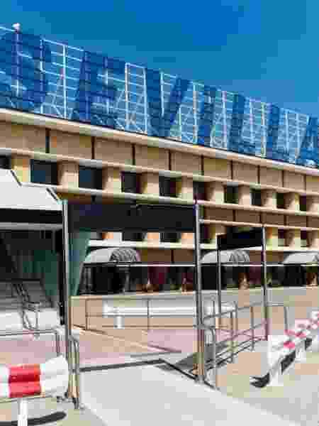 Aeroporto de Sevilha, na Espanha - Raul Urbina / Aena - Divulgação