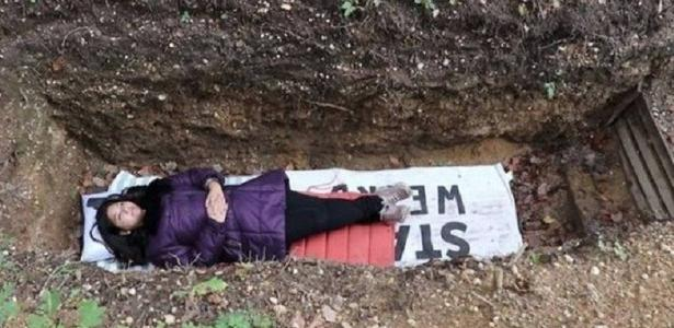 Na Holanda | Universidade cria método de relaxamento dentro de cova