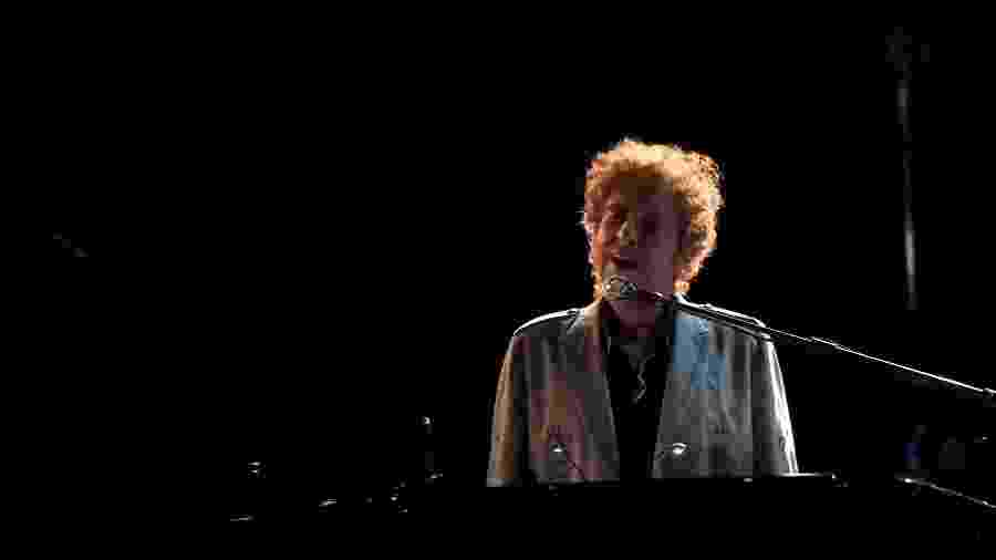 Bob Dylan em apresentação em Dover, EUA, em 2017; show no Japão foi cancelado - Mark Makela