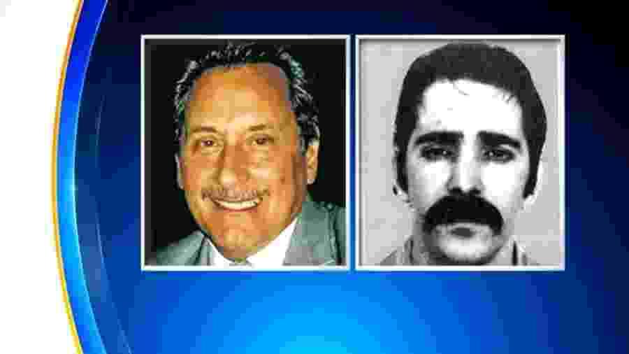 Luis Archuleta, de 77 anos, fugiu em 1974 de uma prisão no estado do Colorado, onde cumpria pena por atirar e ferir um policial - Reprodução/CBS