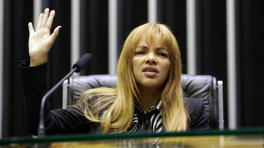 Conselho de Ética da Câmara dos Deputados instaura inquérito disciplinar contra Flordelis (PSD-RJ); parlamentar pode perder mandato - Michel Jesus/Câmara dos Deputados