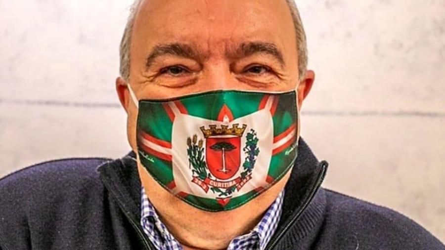 Rafael Greca (DEM), atual prefeito de Curitiba (PR) - Reprodução/Facebook