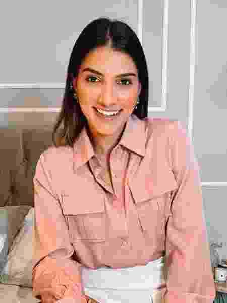A empresária Letícia Vaz, dona da marca de roupas femininas LV Store, criou o Método LV - Divulgação - Divulgação