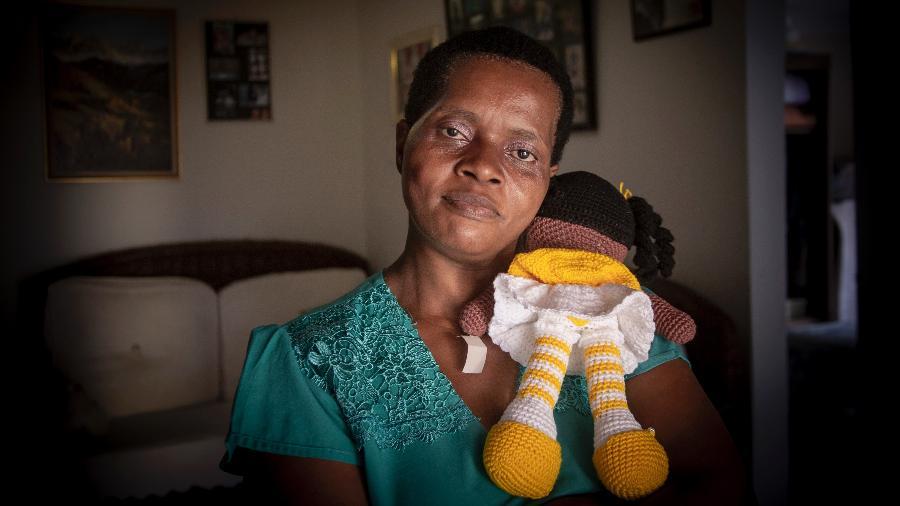 Madalena Gordiano passou 38 anos em condições análogas à escravidão - Joel Silva/UOL