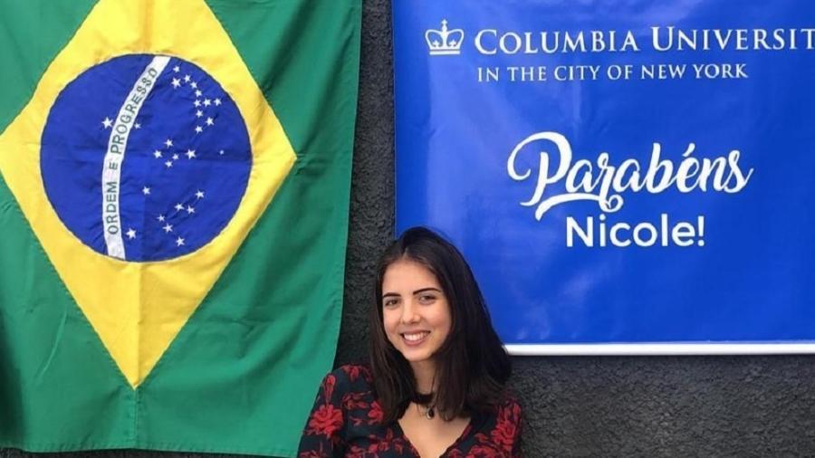 Estudante goiana ganha bolsa de estudos nos EUA - Arquivo pessoal
