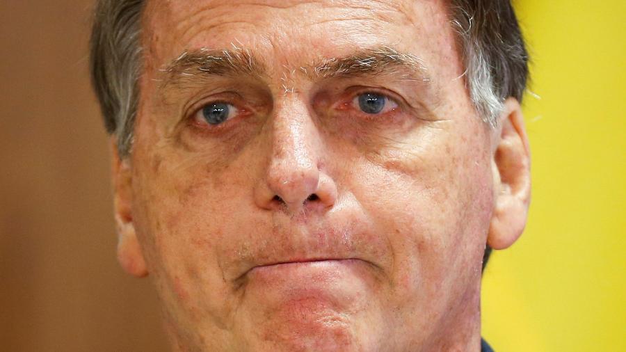 Presidente Bolsonaro enfrenta semana difícil com Supremo, TSE, CPI e enterro do voto impresso - Adriano Machado/Reuters