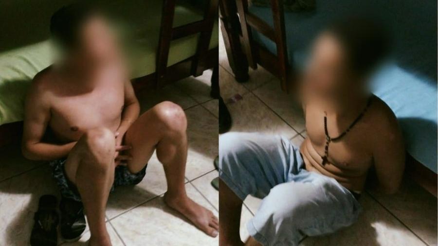 Dois detidos em Itanhaém após tentativa de roubo que terminou com uma adolescente e um homem mortos  - Reprodução/Polícia Militar