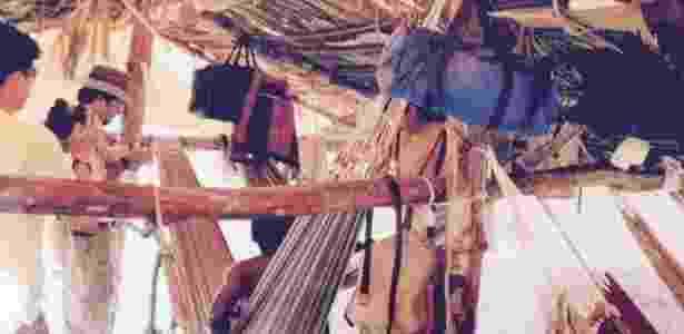 26.jun.2015 - Foto feita por fiscais do trabalho mostra as condições análogas à escravidão - Arquivo pessoal Marinalva Dantas