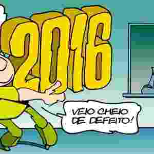 4.jan.2016 - Quem pode trocar este 2016 que veio com defeito? - Amorim/UOL