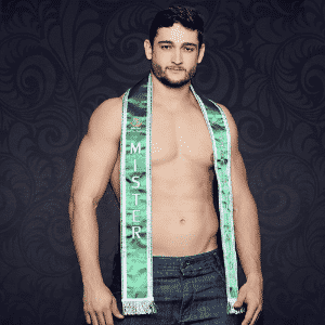 Jardim Botânico - Matheus Vilani, 25 anos - Aliram Campos/MMDF/Divulgação