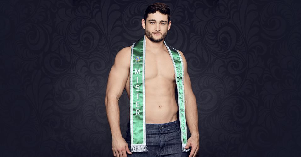 Jardim Botânico - Matheus Vilani, 25 anos