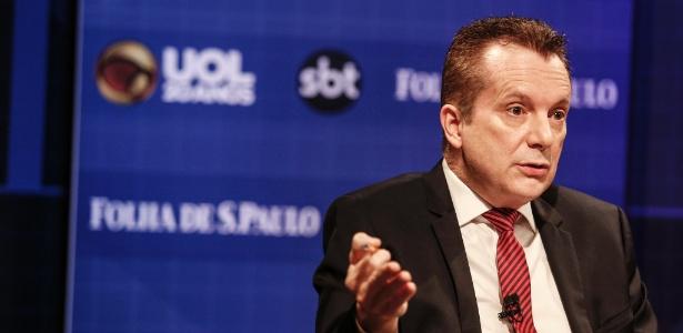 Deputado e apresentador de TV, Celso Russomanno (PRB)