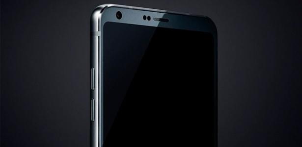 Imagem obtida pelo site The Verge mostra como será o novo LG G6