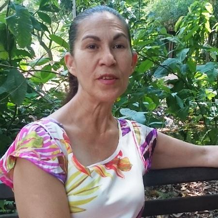 Sônia Moraes disse que neto sabe que mãe foi morta, mas não descobriu detalhes do assassinato - Paulo Renato Coelho Netto/UOL