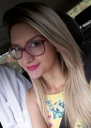Kelly Cadamuro, 22, e juntava dinheiro para se casar com engenheiro de 28 anos