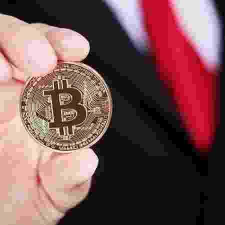 O bitcoin acumulava uma valorização neste ano de mais de 170% - Getty Images/iStockphoto/Todor Tsvetkov